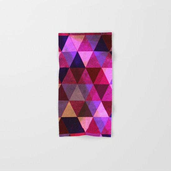 Abstract #434 Hand & Bath Towel