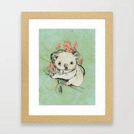 Koala! Framed Art Print