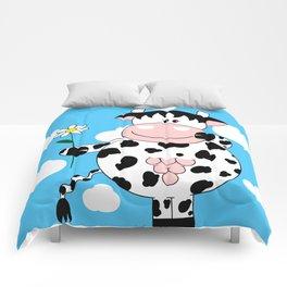 Cow Daisy Comforters