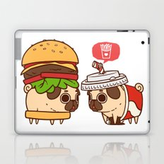 Puglie Burger and Cola Laptop & iPad Skin