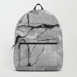 Cracked marble Backpack