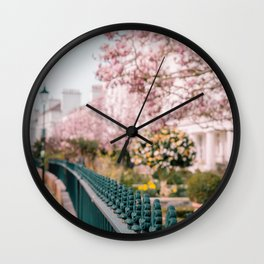 The Arrival Wall Clock
