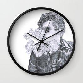 Alex Turner Wall Clock