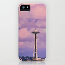 Seattle Space_Needle iPhone Case