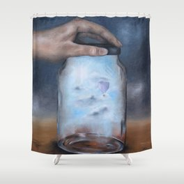 Helios Shower Curtain