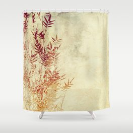 BAMBOO PART I Shower Curtain