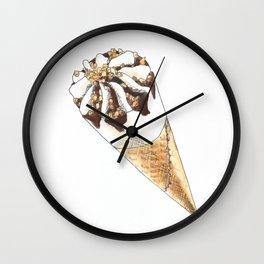 Cornetto icecream Wall Clock