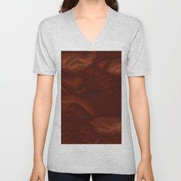 Abstract Landscape Sand Dunes Unisex V-Neck
