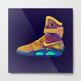 Great Scott - Back to the Future Shoes, Sneakers, Sneakerhead Metal Print