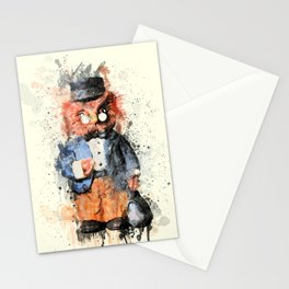 Owl Trip Stationery Cards