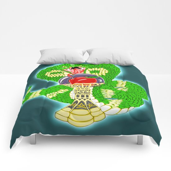 Good and Evil Comforters