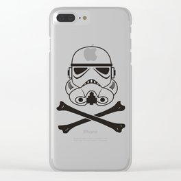 stormtroopers Clear iPhone Case