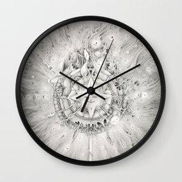 Moonlight Dream Caster Wall Clock