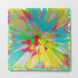 Abstract 118 Metal Print