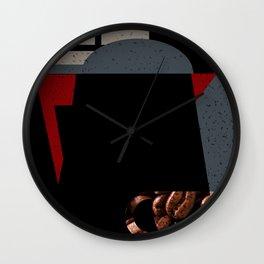 Caffe Lungo Wall Clock