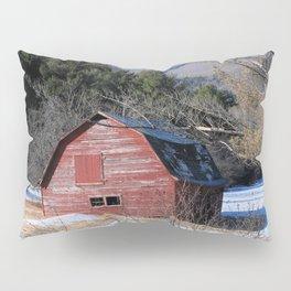 Deserted Barn in the Adirondacks Pillow Sham
