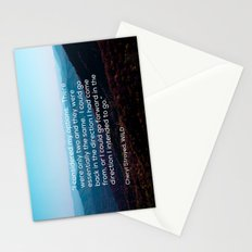 Go Forward Stationery Cards
