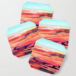 Nevada Abstract Landscape Coaster