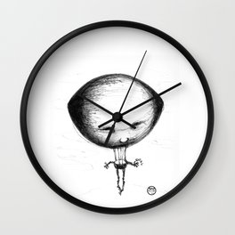 Pal-Mongolf Wall Clock