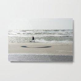 Kite surf 2016  Metal Print