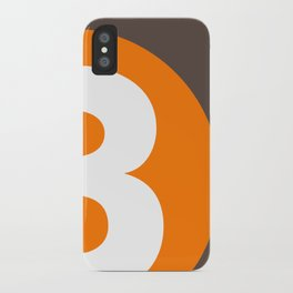 3 or 8? iPhone Case