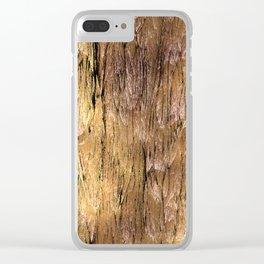 Grannys Hut - Structure 3A Clear iPhone Case