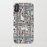 the neighbourhood iPhone & iPod Cases featuring Neighbourhood pattern by Rceeh