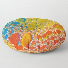 Bubbling Up Floor Pillow