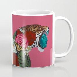Jaguar Warrior Coffee Mug