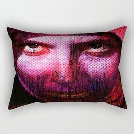 The miserable nun Rectangular Pillow