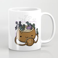 Food Series - Chowder Bread Bowl Coffee Mug