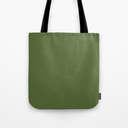 Perfect Day ~ Moss Green Tote Bag