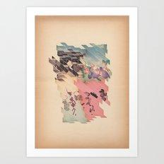 s t r i s c i a t o Art Print