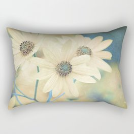 Altered States -- Helianthus Sunflower Autumn Botanical Rectangular Pillow