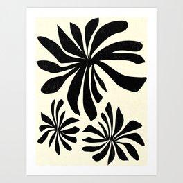 Abstract-f Art Print