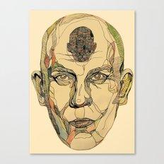Being John Malkovich Canvas Print