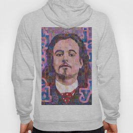 Portrait Of Alfred Jarry Hoody