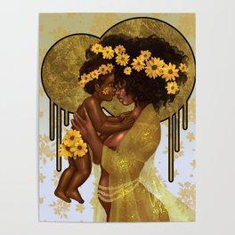 My Light, My [Sun]flower Poster
