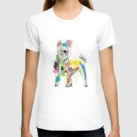 dog T-shirts featuring dog  by mark ashkenazi