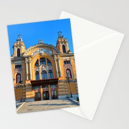 Cluj Napoca National Theatre Stationery Cards