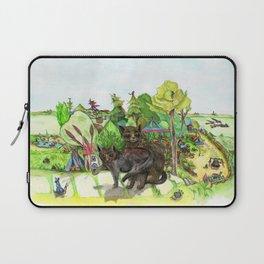 Witchington Gardens Laptop Sleeve