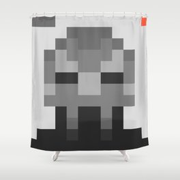 Madpixely Shower Curtain