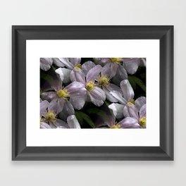 the smell of spring -2- Framed Art Print