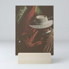 Searching the Depths Mini Art Print