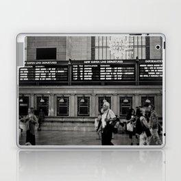 Grand Central Saturday Laptop & iPad Skin