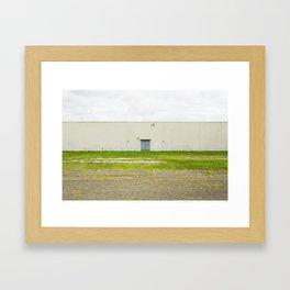 Industry Artifacts 05 Framed Art Print