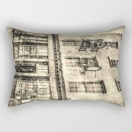 The Gipsy Moth Pub Greenwich Rectangular Pillow