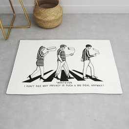 The privacy problem Rug