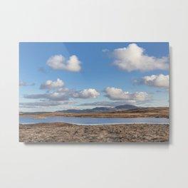 Highland Sky Metal Print