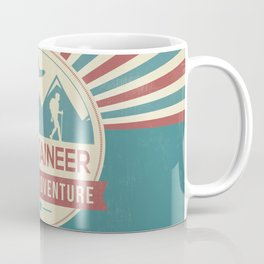 Retro Love Coffee Mug